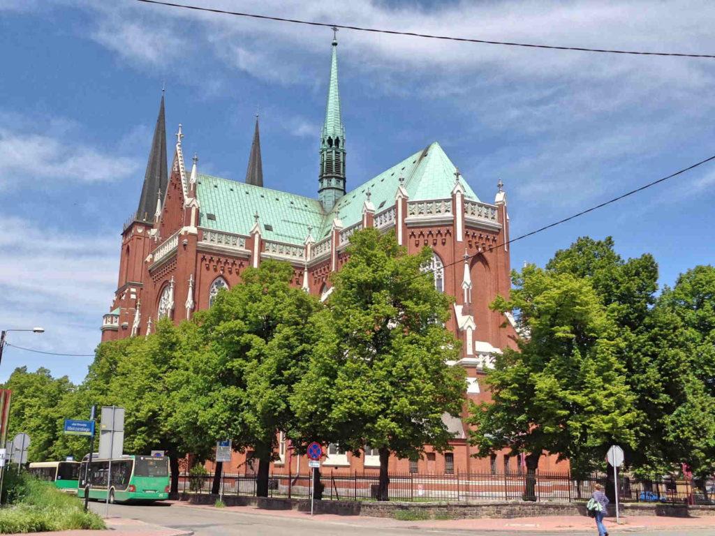 Częstochowa, Bazylika Archikatedralna