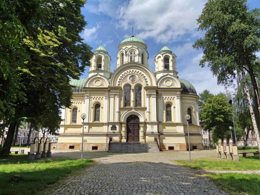 Częstochowa, Kościół św. Jakuba