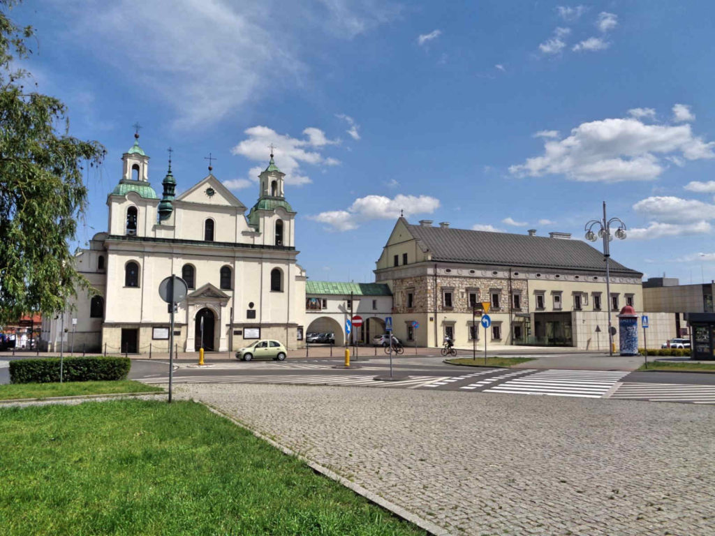 Częstochowa, Kościół św. Zygmunta