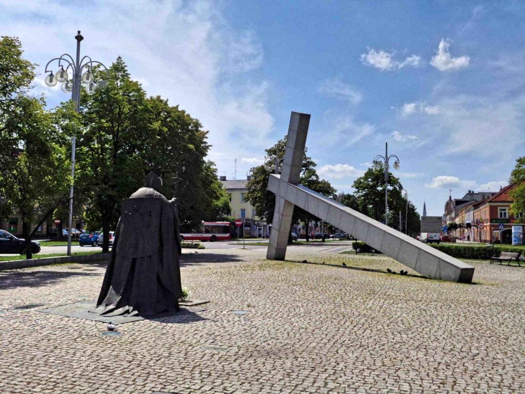 Częstochowa, Plac Daszyńskiego