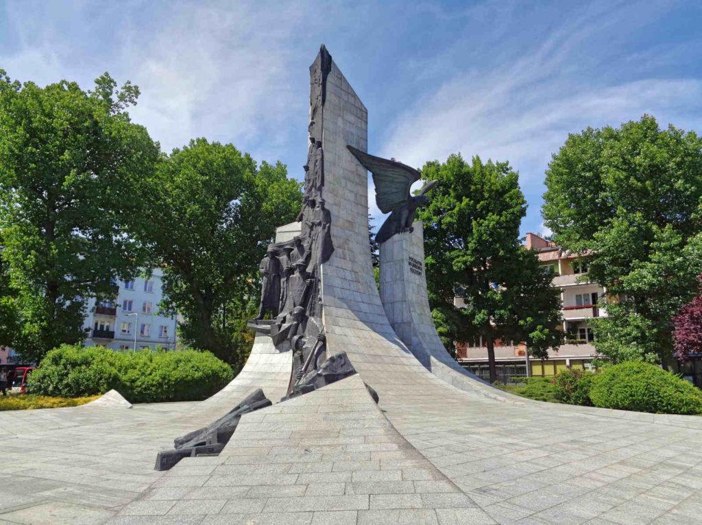 Częstochowa, Pomnik Poległym za Ojczyznę