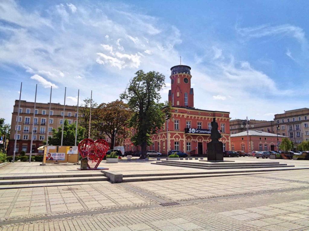 Częstochowa, Ratusz Miejski