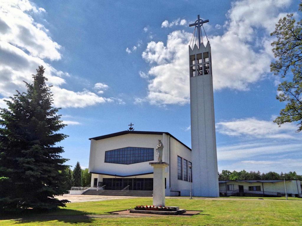 Zawiercie, kościół