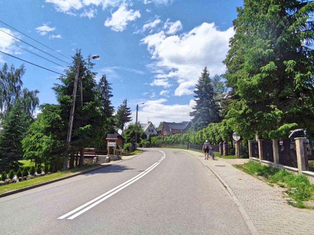 Droga na Kościelisko