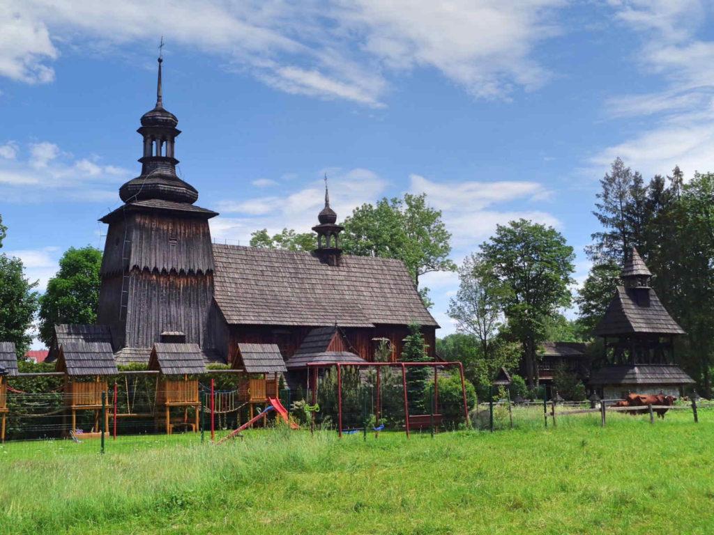 Kościół św. Jana Ewangelisty, Zakopane