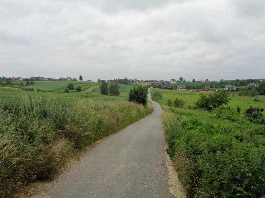 Droga Dojazdów - Sulechów