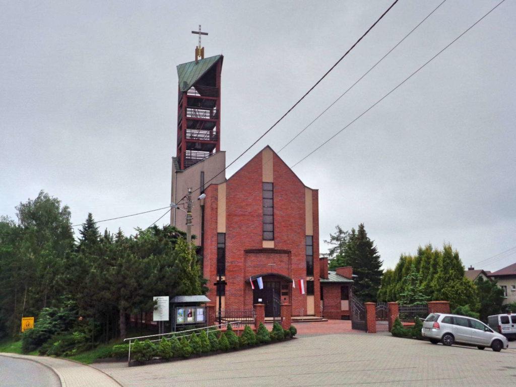 Libertów, kościół św. Brata Alberta