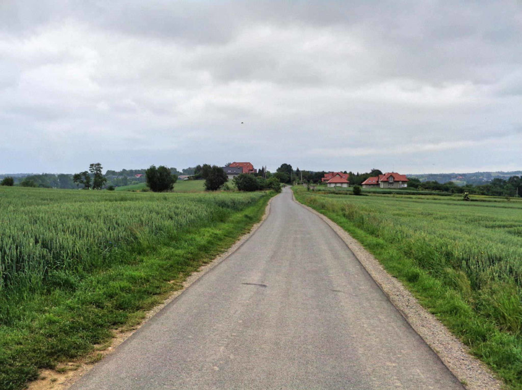 Pękowice, ulica Ojcowska