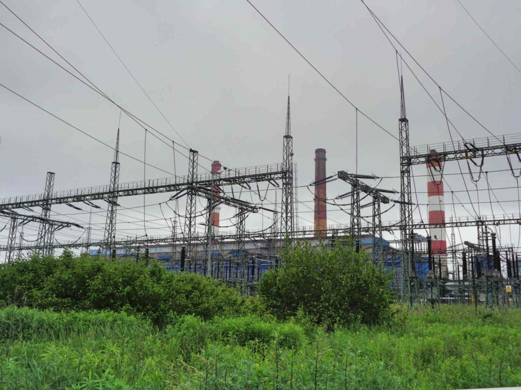 Skawina, elektrownia