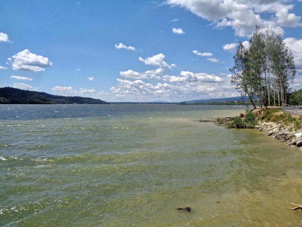 Czorsztyn, jezioro
