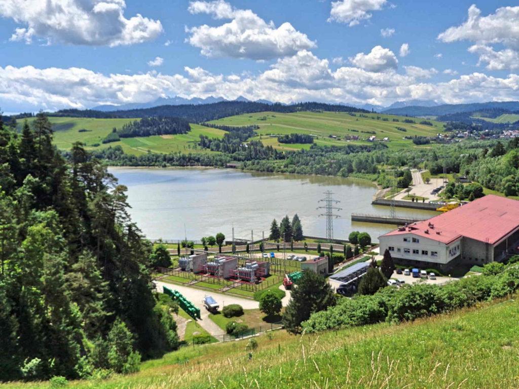 Jezioro Sromowieckie