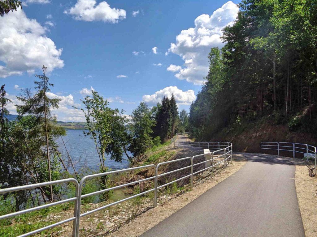 Velo Czorsztyn, ścieżka rowerowa