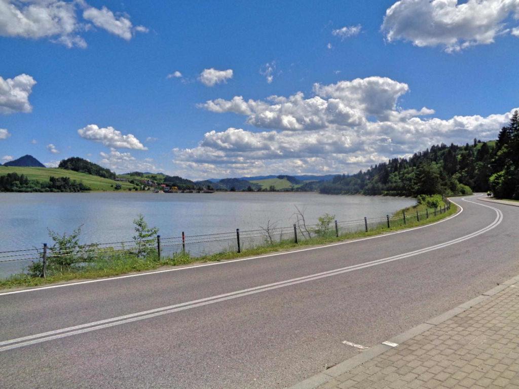 Velo Dunajec, Jezioro Sromowieckie