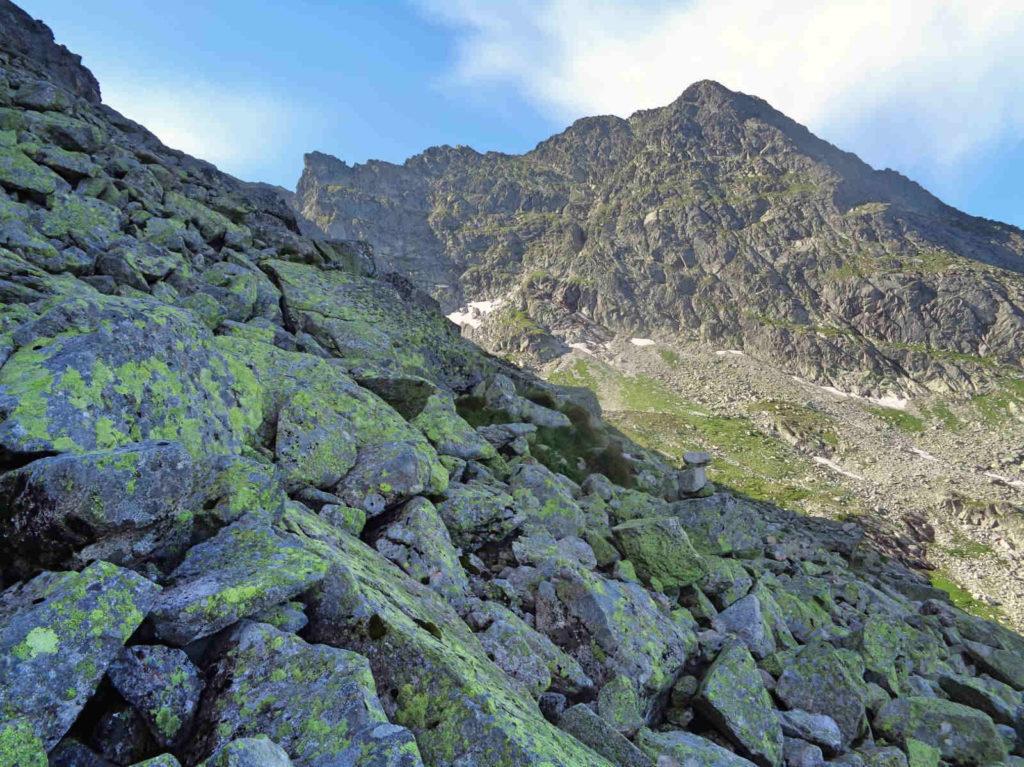 Mylna Przełęcz z Karbu