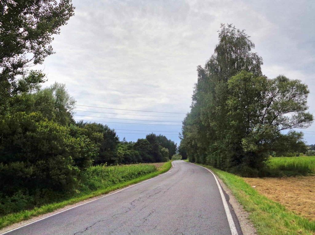 Droga Skawina - Radziszów