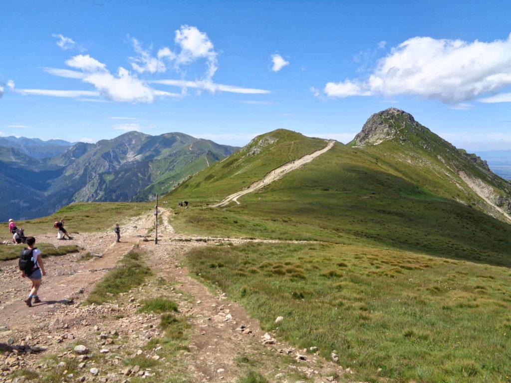 Przełęcz Liliowe