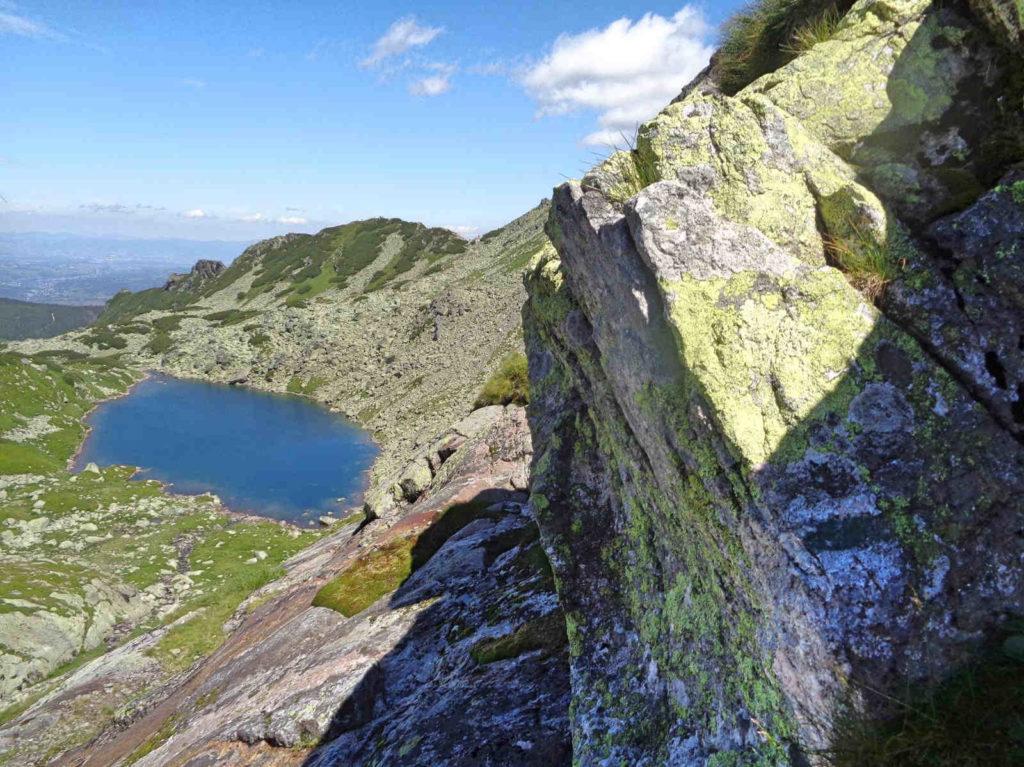 Zielony szlak Karb - Świnicka Przełęcz