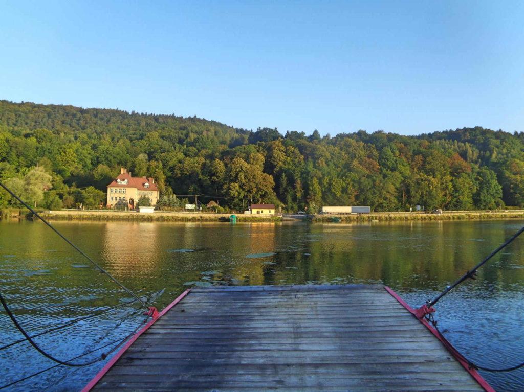 Prom na Dunajcu