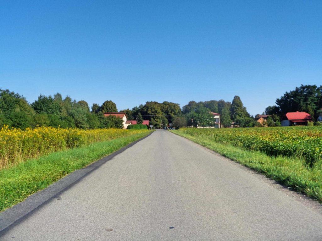 Velo Dunajec, objazdy koło Tarnowa