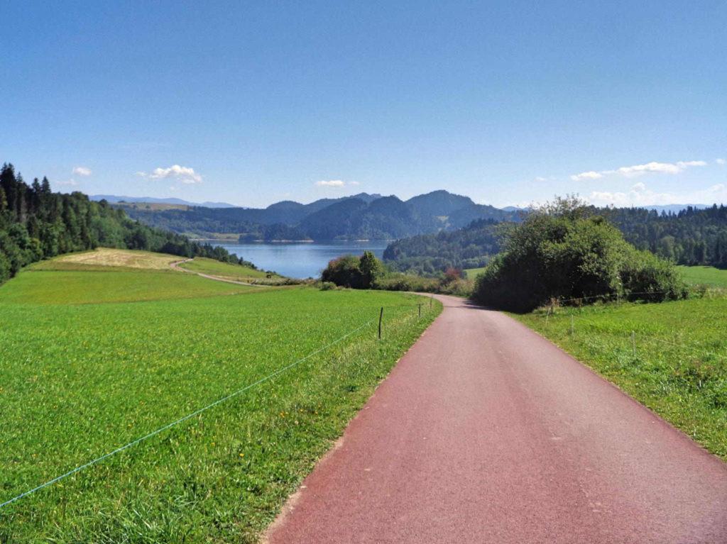 Velo Dunajec, trasa rowerowa