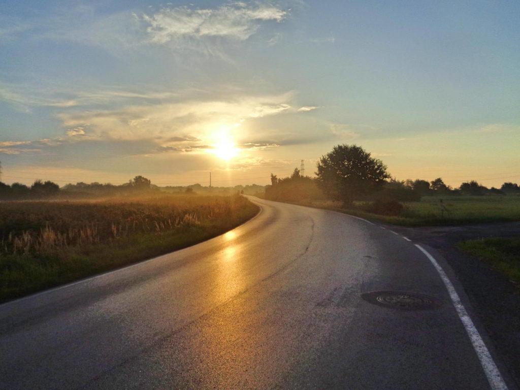 Droga na Brzegi
