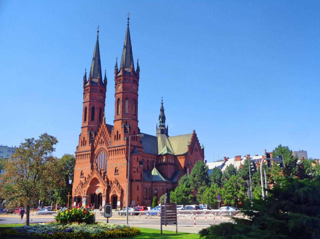 Tarnów, kościół św. Rodziny