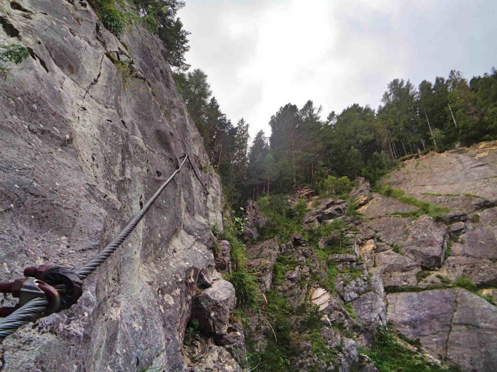 Via ferrata Tatry