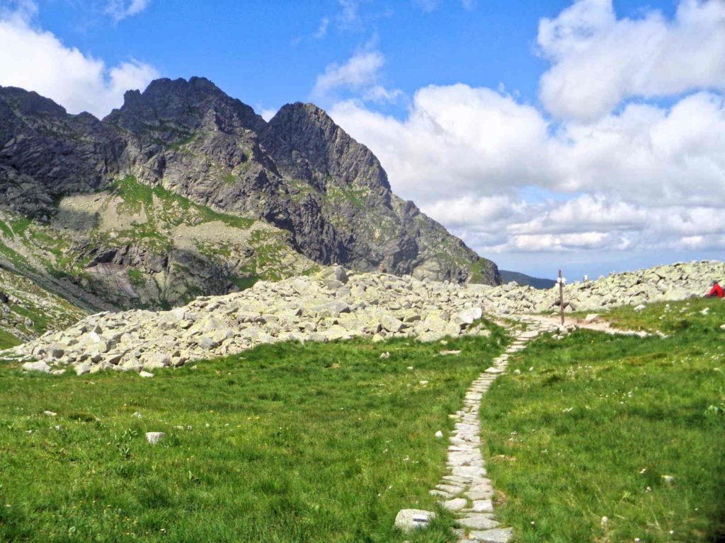 Szlak przez Kozią Dolinkę