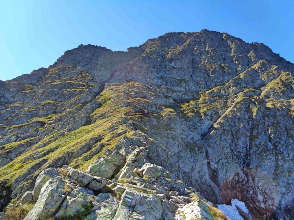 Przełęcz pod Chłopkiem, Kazalnica