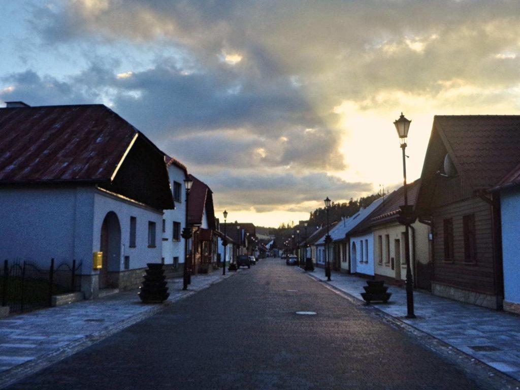 Muszyna, ulica Kościelna