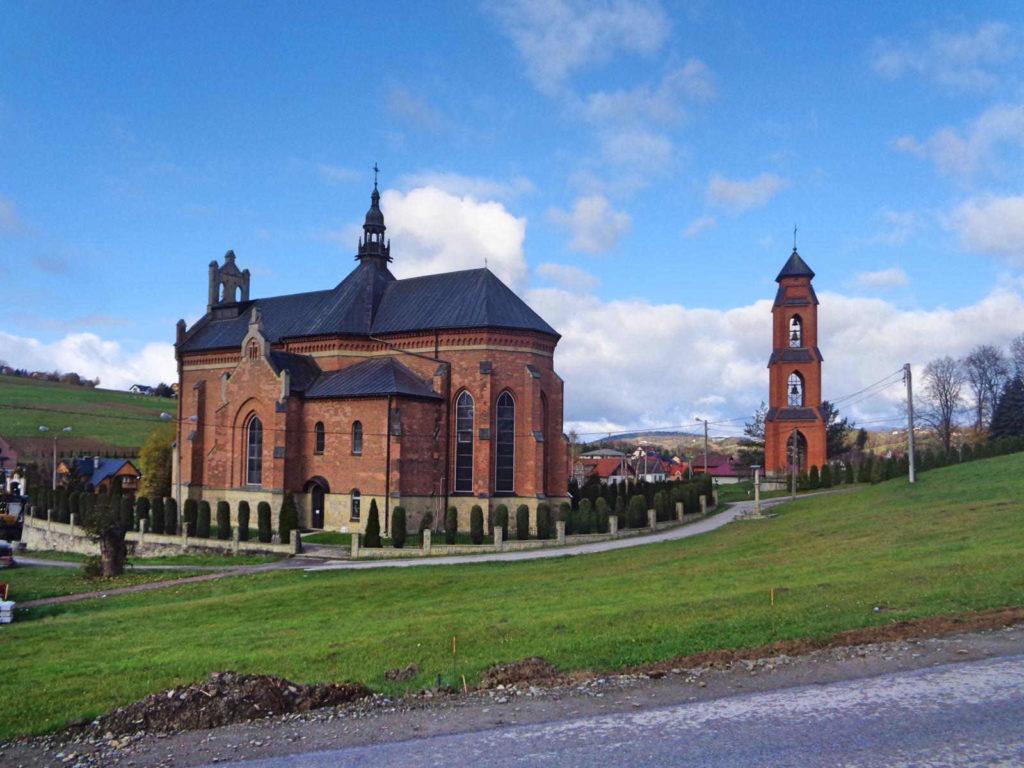 Przyszowa, kościół św. Mikołaja