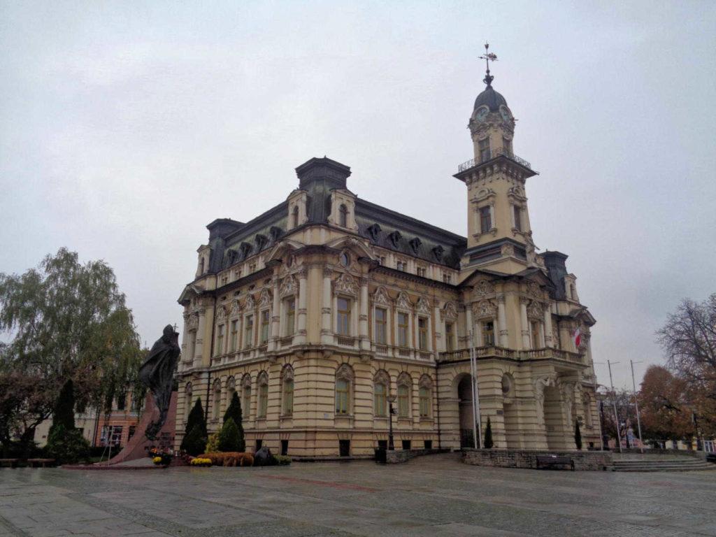 Nowy Sącz, Urząd Miasta