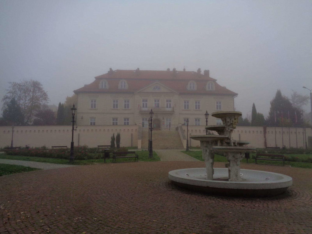 Pałac Konopków, Wieliczka