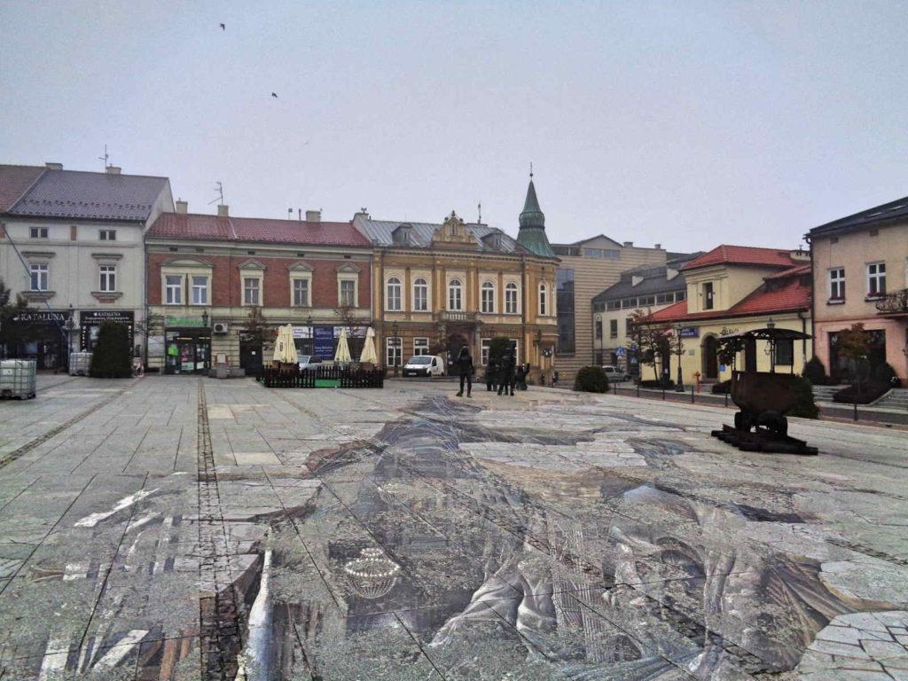 Wieliczka, rynek