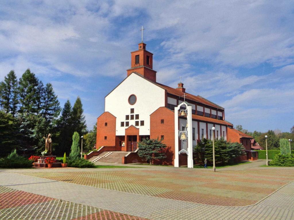 Sułkowice, kościół