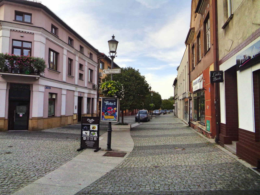 Ulica Zatorska, Wadowice