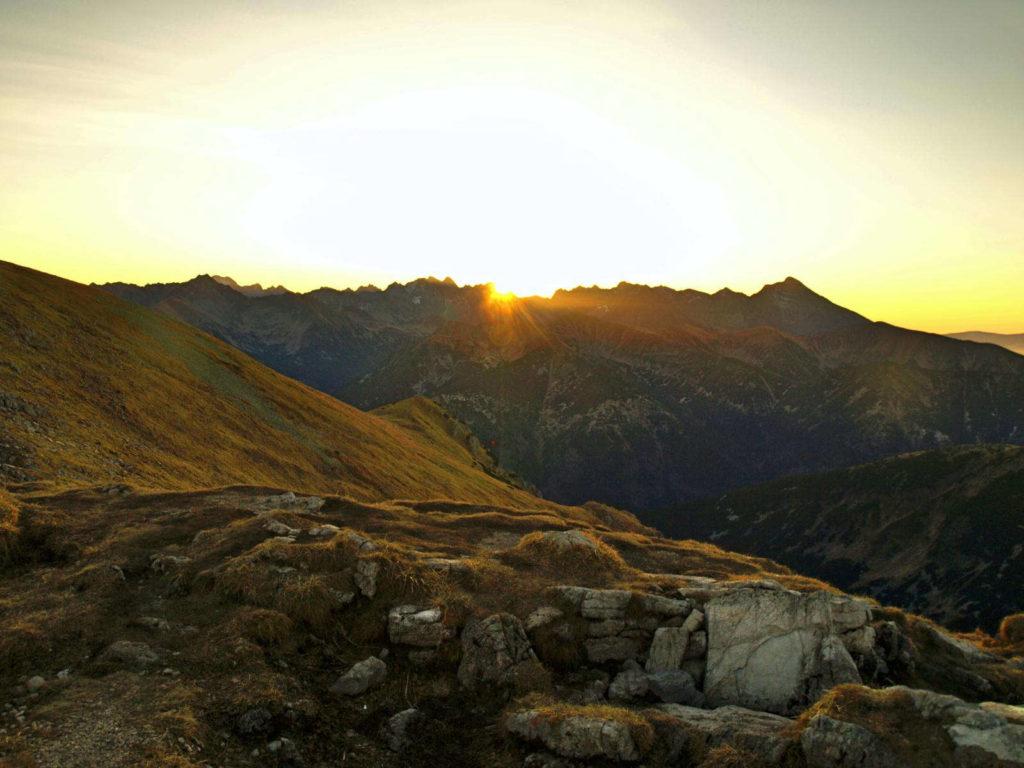 Wschód słońca, Ciemniak