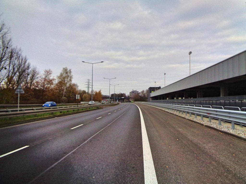 Katowice, DK81