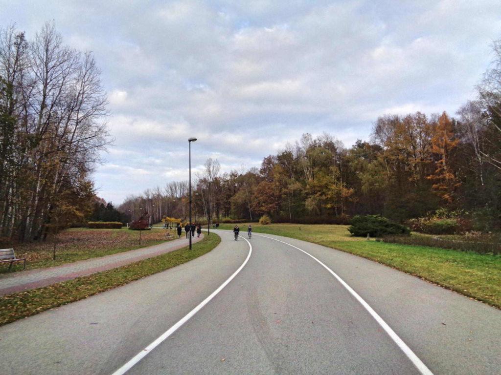 Katowice, Dolina Trzech Stawów