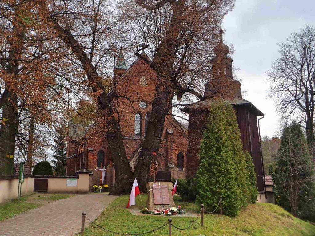 Zalas, kościół św. Marii Magdaleny