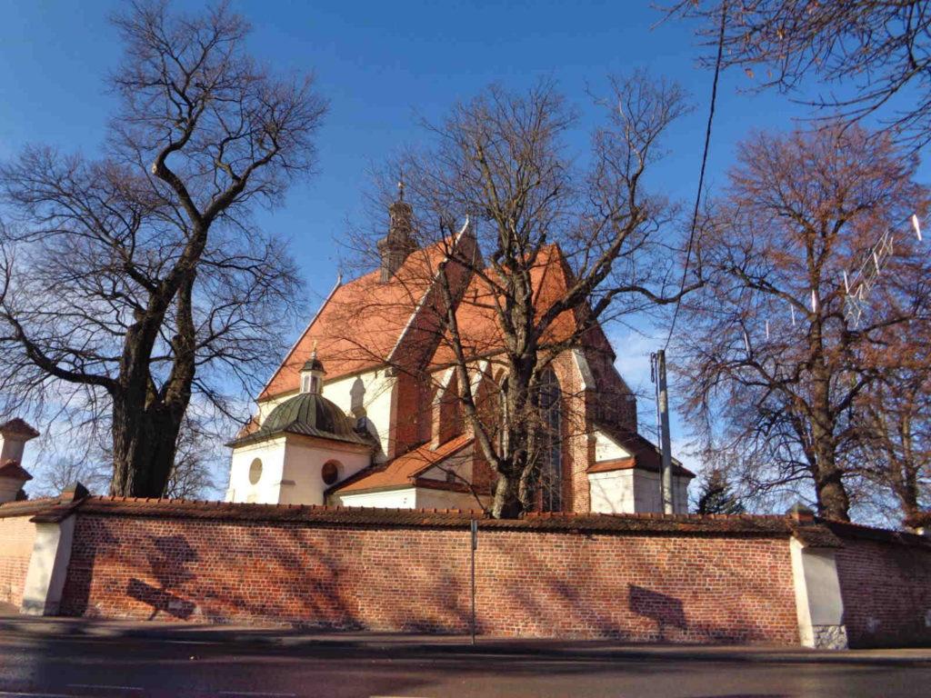 Kościół Dziesięciu Tysięcy Męczenników, Niepołomice