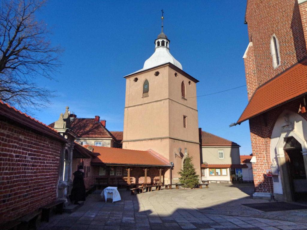 Niepołomice, Kościół Dziesięciu Tysięcy Męczenników