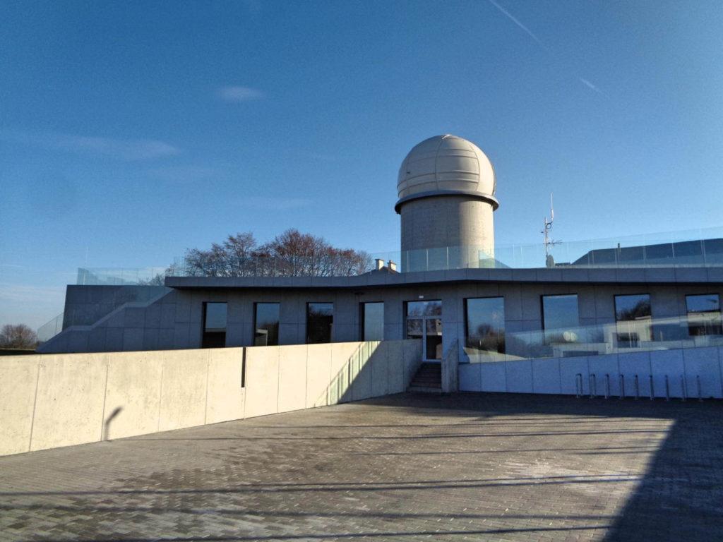 Niepołomice, obserwatorium astronomiczne