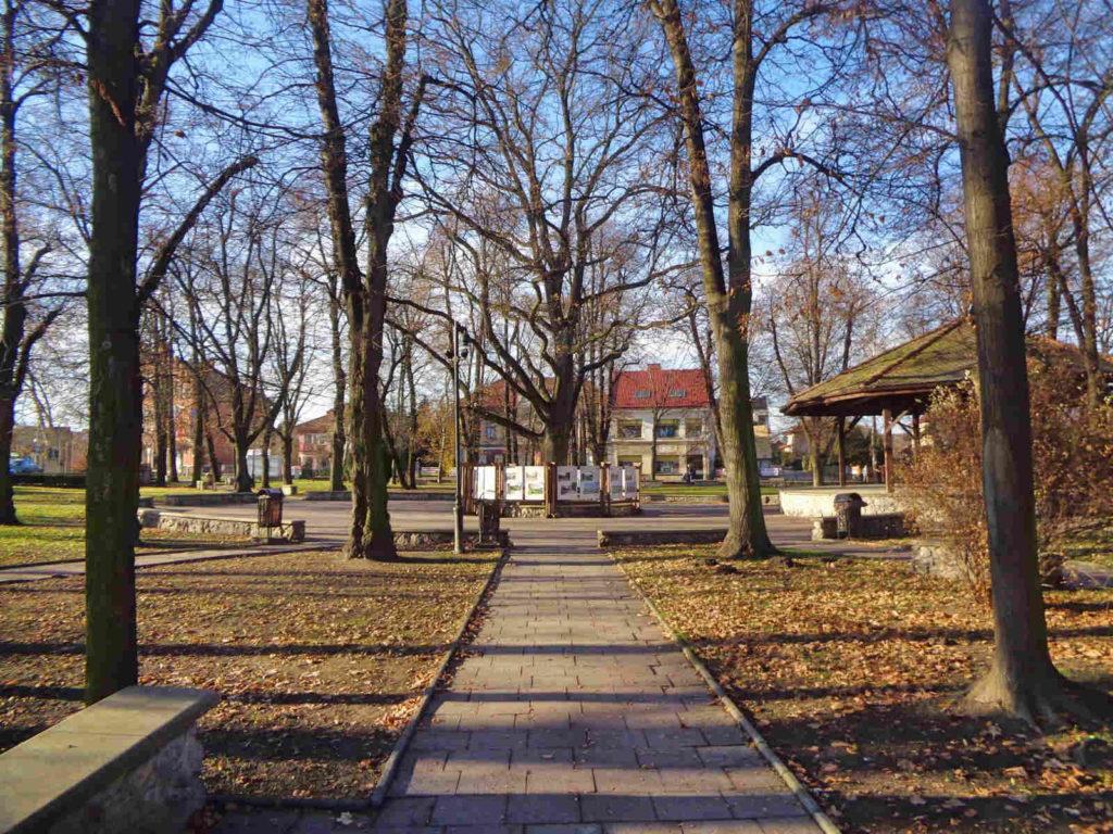 Park Miejski, Niepołomice