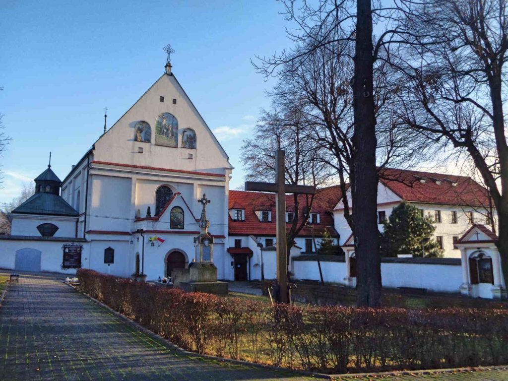 Wieliczka, Klasztor Franciszkanów