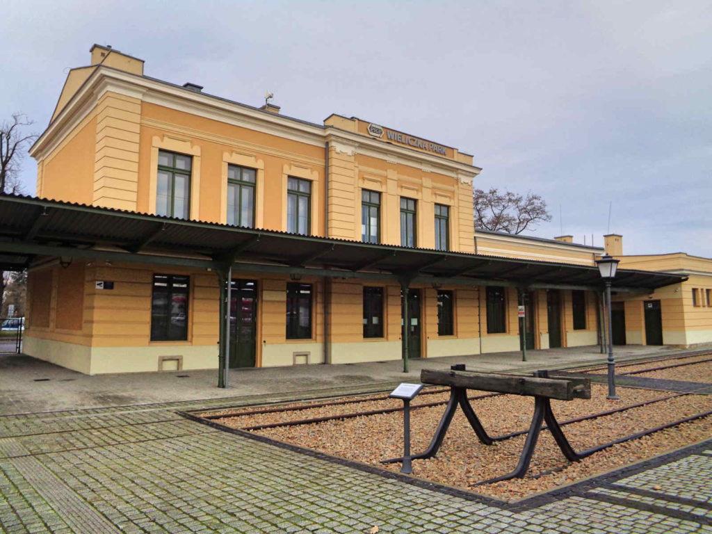 PKP Wieliczka Park