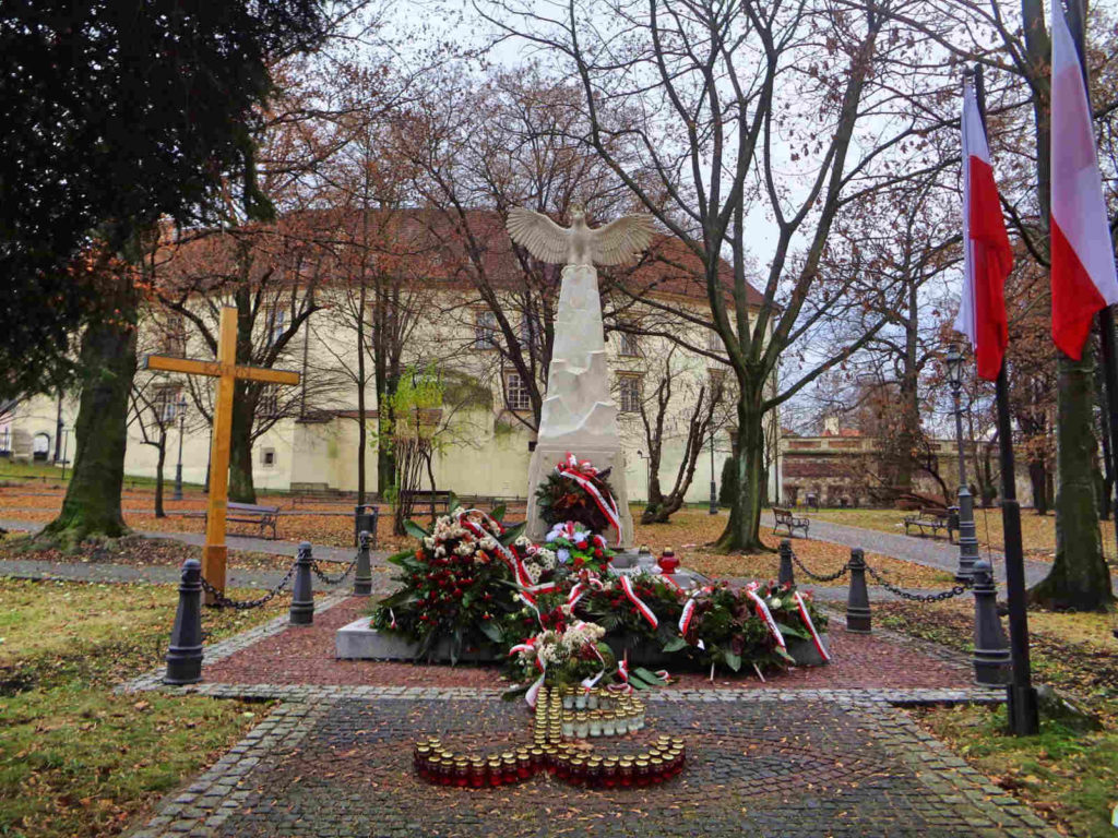 Pomnik Odrodzenia Polski w Wieliczce