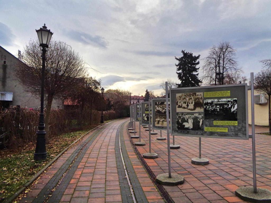 Trakt Solny, Wieliczka