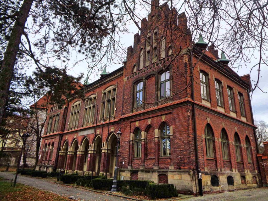 Wieliczka, dawna szkoła górnicza