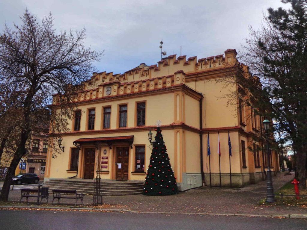 Wieliczka, Magistrat